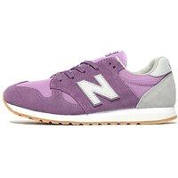 New Balance 520 Junior - Purple/White - Kids