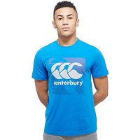 Canterbury Vapodri CCC Short Sleeve T-Shirt - Sky Blue - Mens