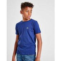 Lacoste Small Logo T-Shirt Junior - Blue - Kids