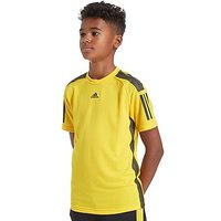 adidas Barricade T-Shirt Junior - Yellow/Black - Kids