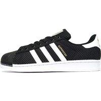 adidas Originals Superstar Knit - Black/White - Mens