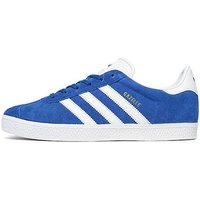 adidas Originals Gazelle II Junior - Blue/White - Kids