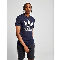 adidas Originals Trefoil T-Shirt - Ink Blue/White - Mens