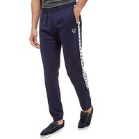 Fred Perry Sports Authentic Tape Track Pants - Navy/White - Mens