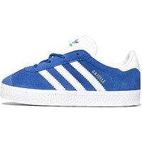 adidas Originals Gazelle II Infant - Blue/White - Kids