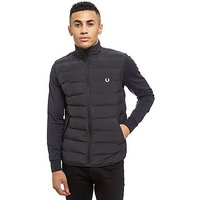 Fred Perry Insulated Gilet - Black - Mens