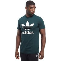 adidas Originals Trefoil T-Shirt - Green - Mens