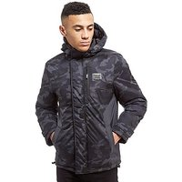 Supply & Demand Elmau Jacket - black/grey - Mens