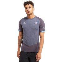 Canterbury Bath Rugby Training Cotton T-Shirt - Grey - Mens