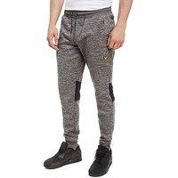 Lyle & Scott Greene Fleece Pants - Grey - Mens