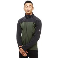 Berghaus Cereda Track Top - Grey/Black - Mens