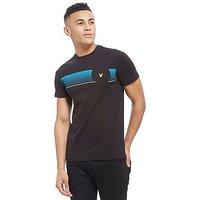 Lyle & Scott Robson Graphic T-Shirt - Black - Mens