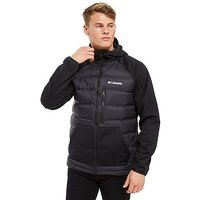 Columbia Northern Comfort Insulated Hoodie Jacket - Black - Mens