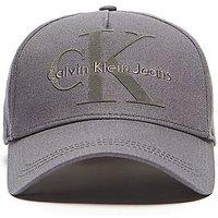 Calvin Klein Re-Issue Baseball Cap - Dark Grey - Mens
