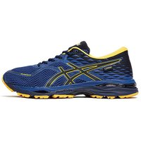 ASICS Gel-Cumulus 19 GTX - Blue/Yellow - Mens