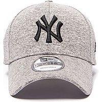 New Era 9Forty New York Yankees Baseball Cap - Grey - Mens