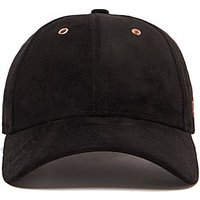 New Era 9FORTY Suede Cap - Black/Rose Gold - Womens