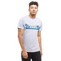 Vans California Native T-Shirt - Grey/Multi-Coloured - Mens