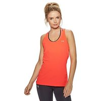 Under Armour HeatGear Armour Racer Tank - Pomegranate - Womens