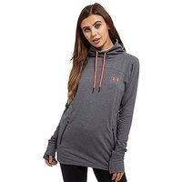 Under Armour Featherweight Fleece Slouchy Hoodie - Grey/Grey - Womens