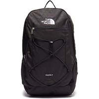 The North Face Rodey Backpack - Black/Silver - Mens