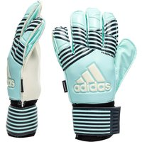 adidas Ace Fingersave Replique Goal Keeper Gloves - blue/white - Mens, blue/white