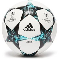 adidas Finale 17 Champions League Official Ball - White/Black - Mens