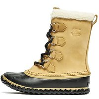Sorel Caribou Slim Winter Snow Boot Womens - Brown - Womens