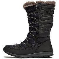 Sorel Whitney Lace Boot Womens - Black - Womens