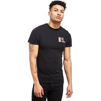 Vans Stamp T-Shirt - Black/Red - Mens