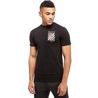 Supply & Demand Stag T-Shirt - Black - Mens