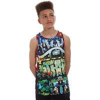 Sonneti Graffiti Vest Junior - Multi Coloured - Kids