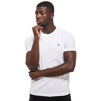 Original Penguin Core Logo T-Shirt - White - Mens