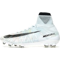 Nike Mercurial Superfly FG CR7 - Blue Tint/White - Mens