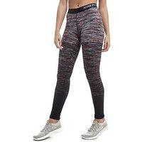Nike Warm Stripe Tights - Multicolour/Black - Womens