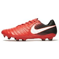 Nike Fire and Ice Tiempo Legacy FG - Red - Mens