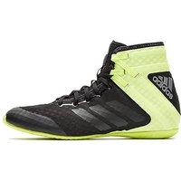 adidas Speedex 16.1 Boxing Boots - Black/Yellow - Mens