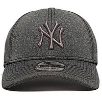 New Era New York Yankees Tech Jersey 9FORTY Cap - Graphite - Mens
