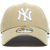 New Era 9Forty New York Yankees Baseball Cap - Khaki - Mens