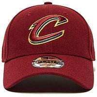 New Era Cleveland Cavaliers 9FORTY Cap - Burgundy - Mens