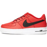 Nike Air Force 1 Lo Junior - Red/White - Kids