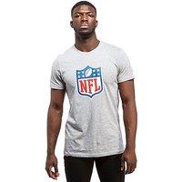 New Era NFL Logo T-Shirt - Grey Marl - Mens