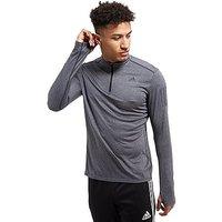 adidas Response Sweatshirt - Grey - Mens