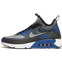 Nike Air Max 90 Ultra Mid Winter - Navy/Grey - Mens