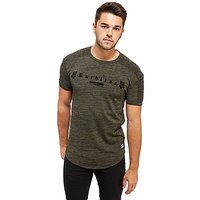 Supply & Demand Regular T-Shirt - Khaki - Mens