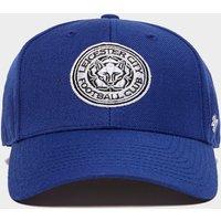 47 Brand Leicester City FC Clean Up Cap - Blue - Mens, Blue