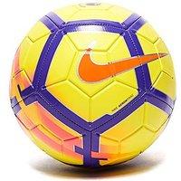 Nike EPL Strike Football - Yellow/Purple - Mens