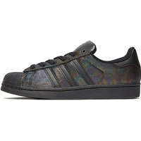 adidas Originals Superstar Junior - Black/Multi Coloured - Kids