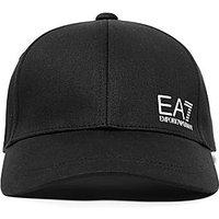 Emporio Armani EA7 Core Cap - Black - Mens