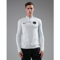 Nike Paris Saint Germain Dry Squad Drill Top - White - Mens, White